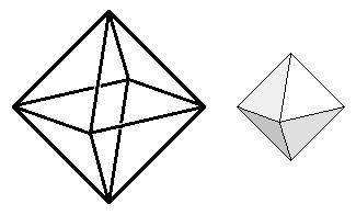 2 октаэдра