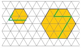 Шестой шестиугольник