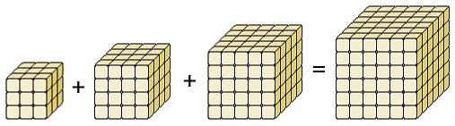 Из трех кубов один